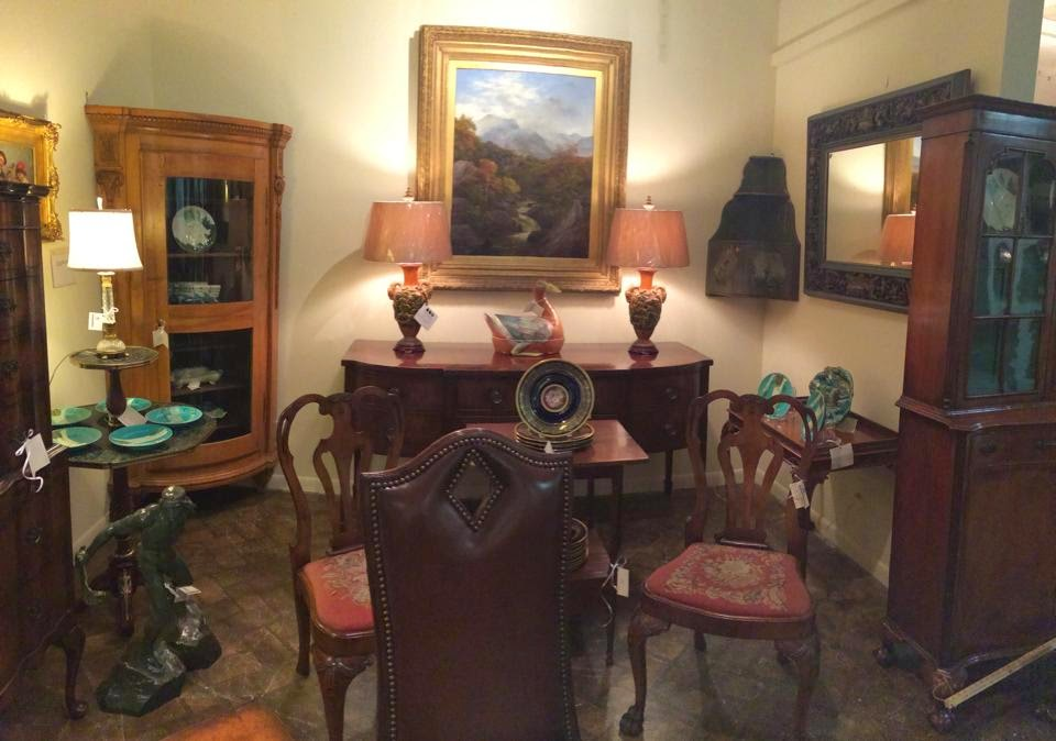 Pickwick Antiques English And French Antiques Montgomery Alabama
