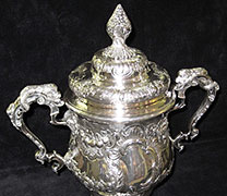 Silver from Pickwick Antiques