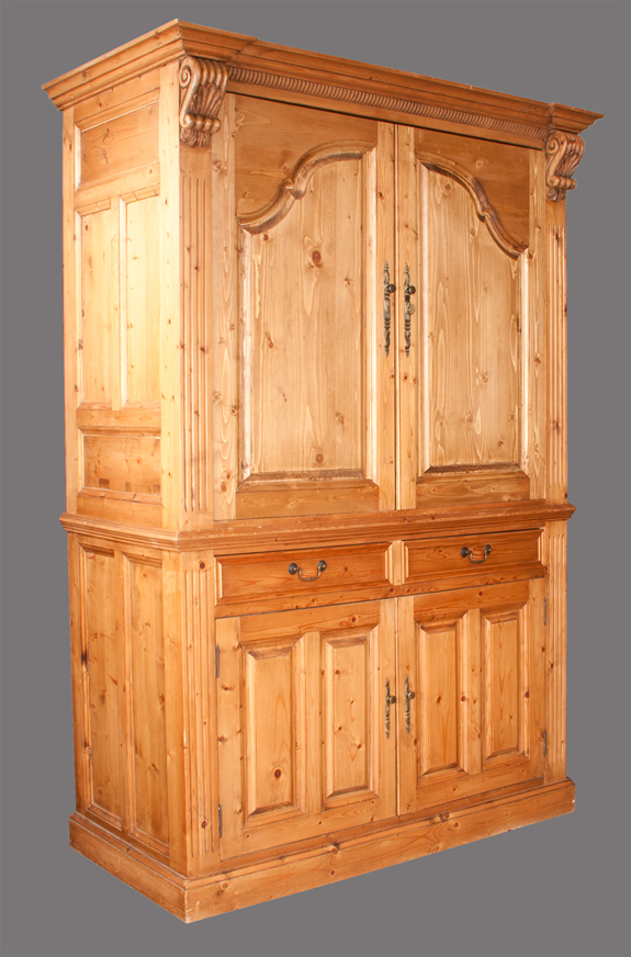 Country Pine Linen Press