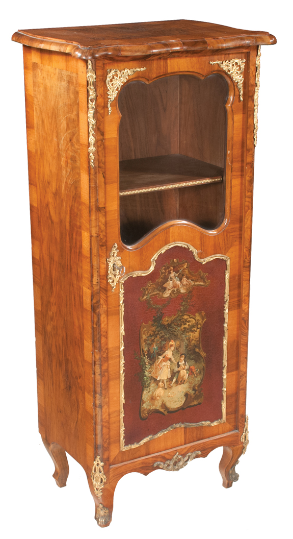 Small Louis XV Vitrine