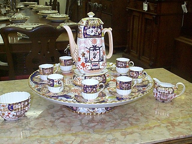 Copeland Spode China Tea Set