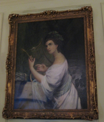Oil On Canvas By Angelica Kauffman