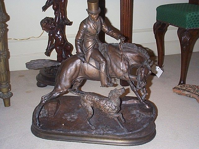 Bronze Of Prince Albert By Jules Moigniez