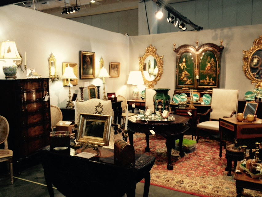 2015 Antiques & Garden Show of Nashville - Pickwick Antiques English And French Antiques Montgomery, Alabama