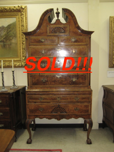 Bonnet Top Highboy  (SOLD)