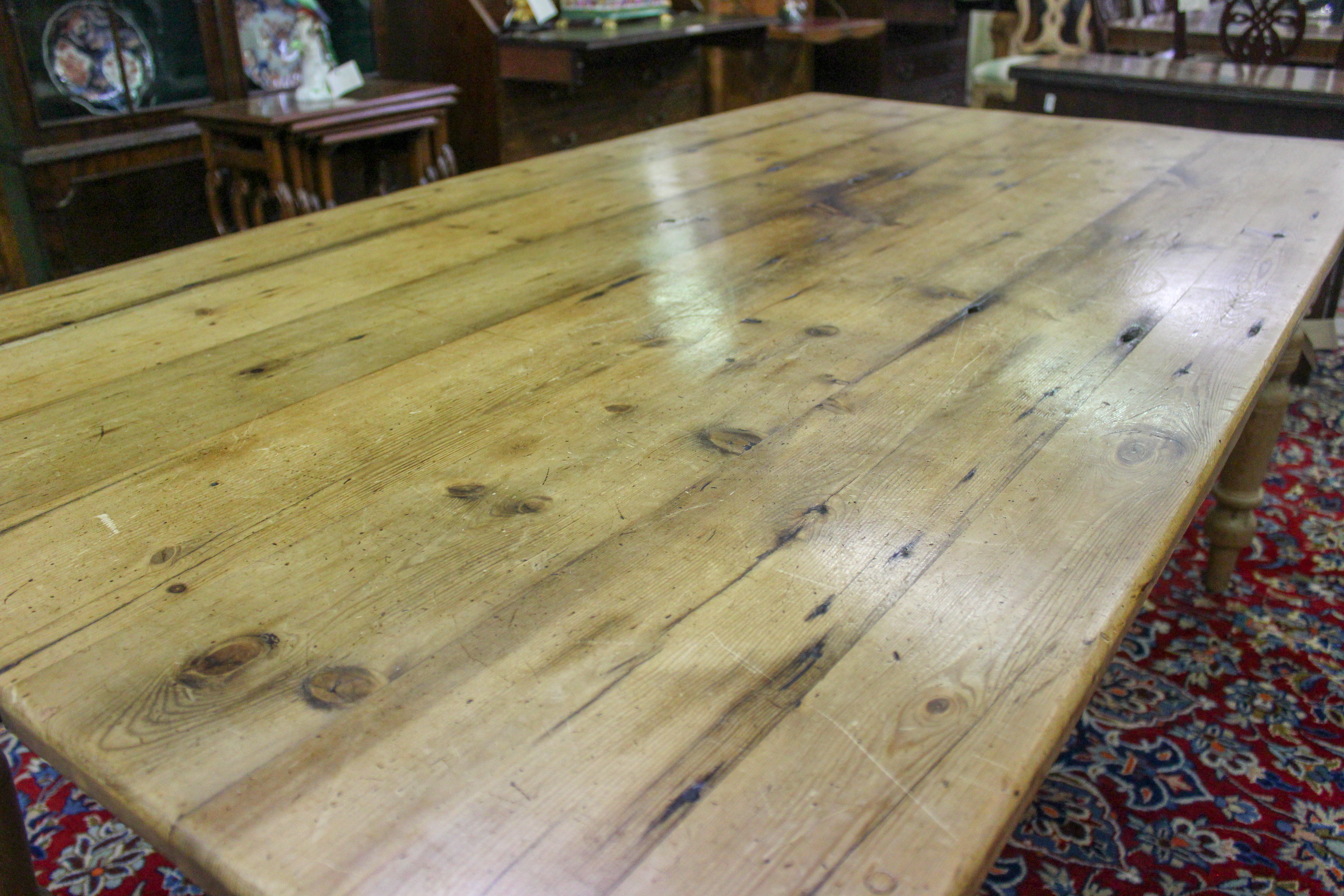 Country Farm House Dining Table  (SOLD)