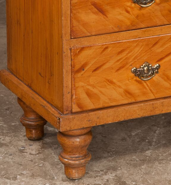 English Pine Chest  (SOLD)