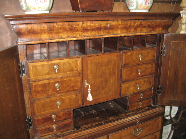 Cabinet On Chest