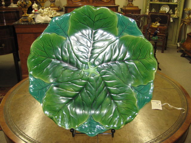Minton Leaf Dish