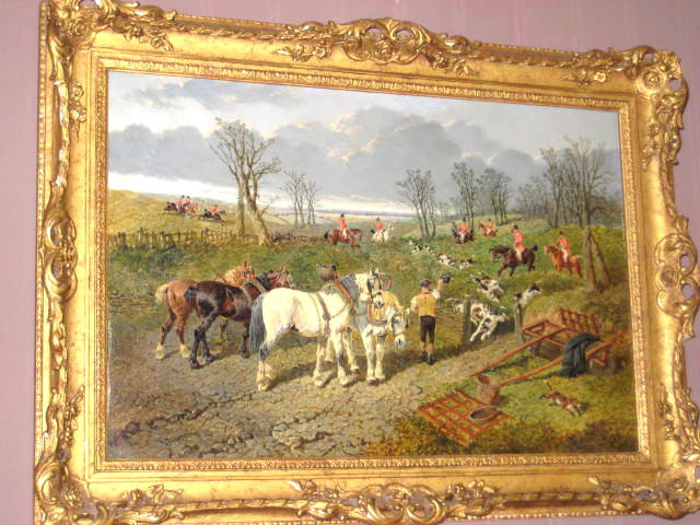 English Fox Hunt By J. F. Herring, Jr.