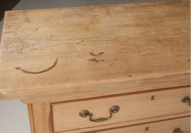 English Pine Dresser Base