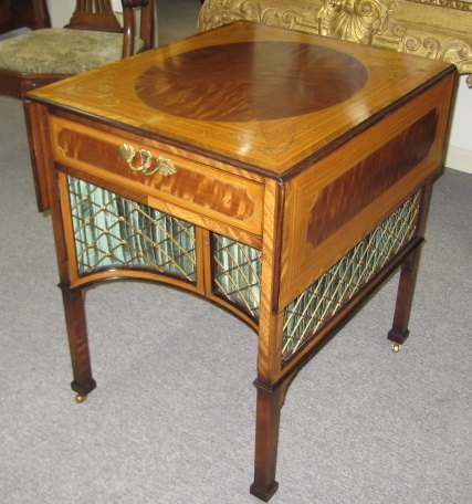A Chippendale Style Pembroke Table
