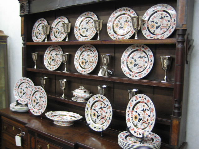 Ashworth Ironstone Dinner Service