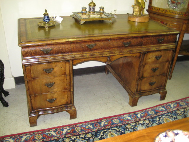 Queen Anne Style Desk