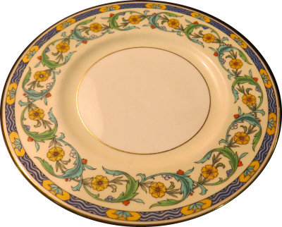 Set of 12 Minton China Dinner Plates