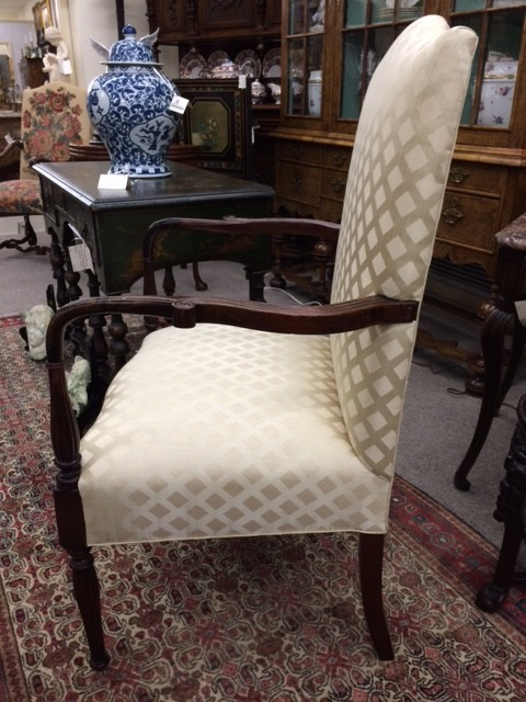 English Open Arm Chair