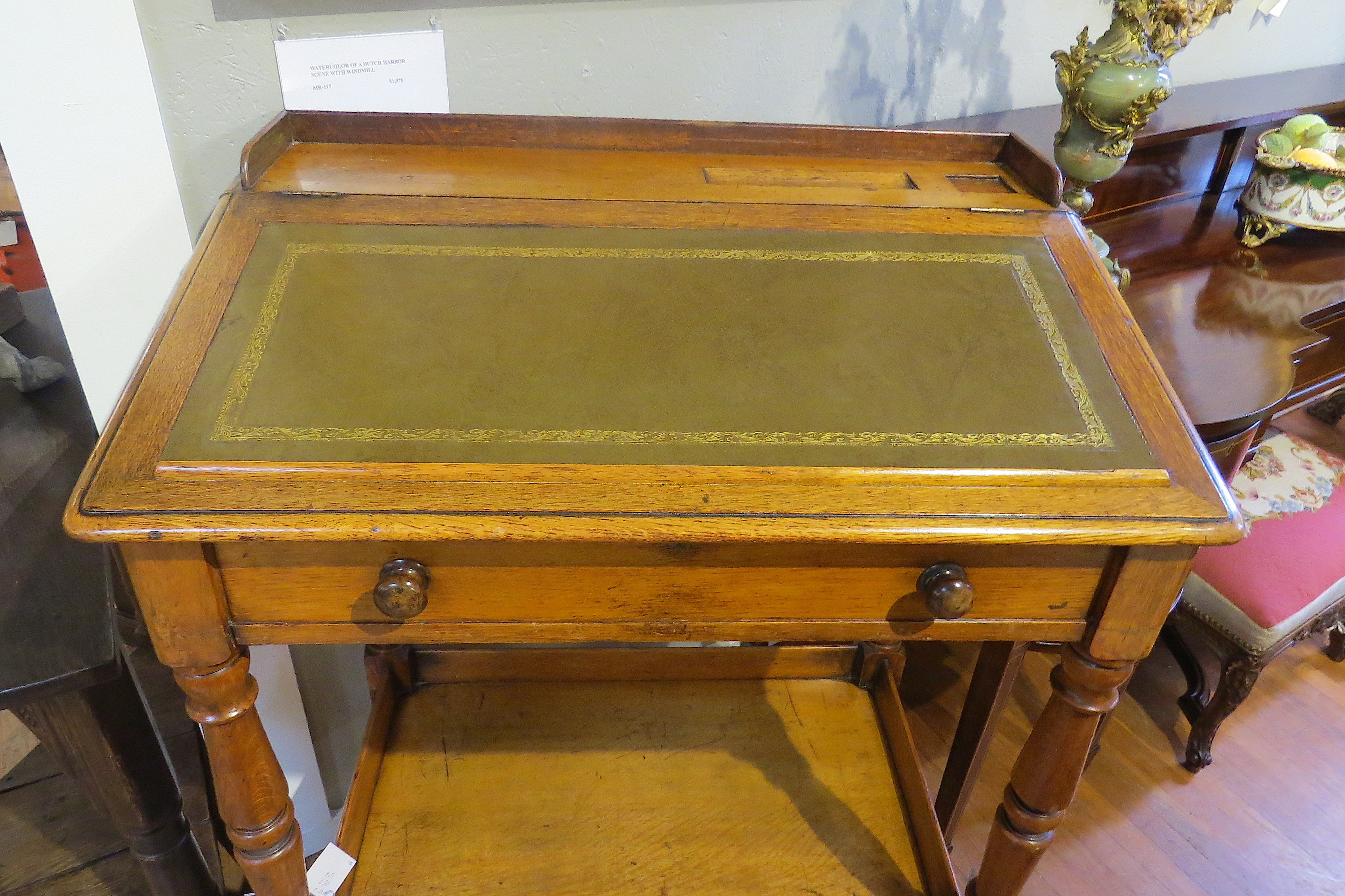 Pickwick Antiques English And French