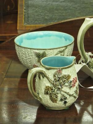Wedgwood Argenta Ware Partial Tea Service