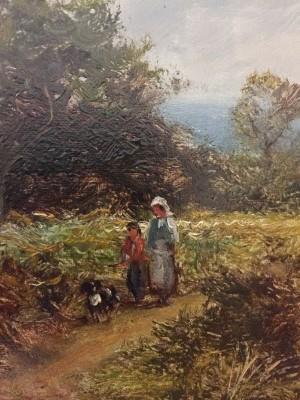 Oil On Canvas By Daniel Sherrin