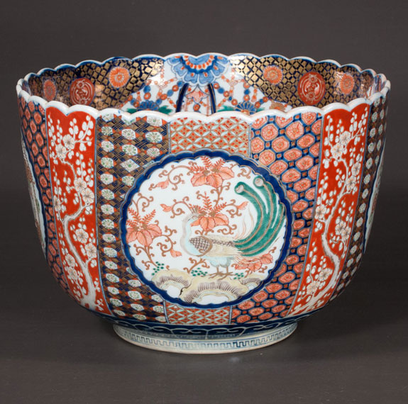 Exceptional Imari Porcelain Bowl
