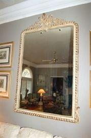 Gold & Gilt Mirror