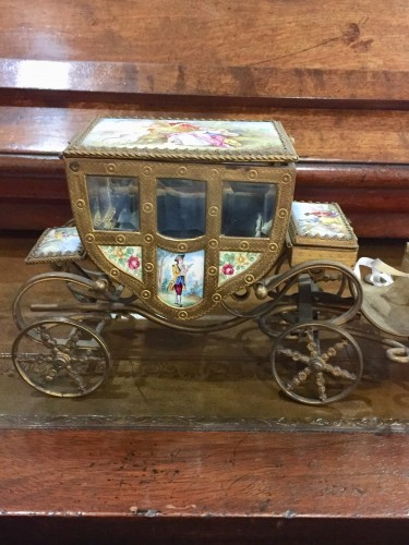 Miniature Carriage; Vienna Austria
