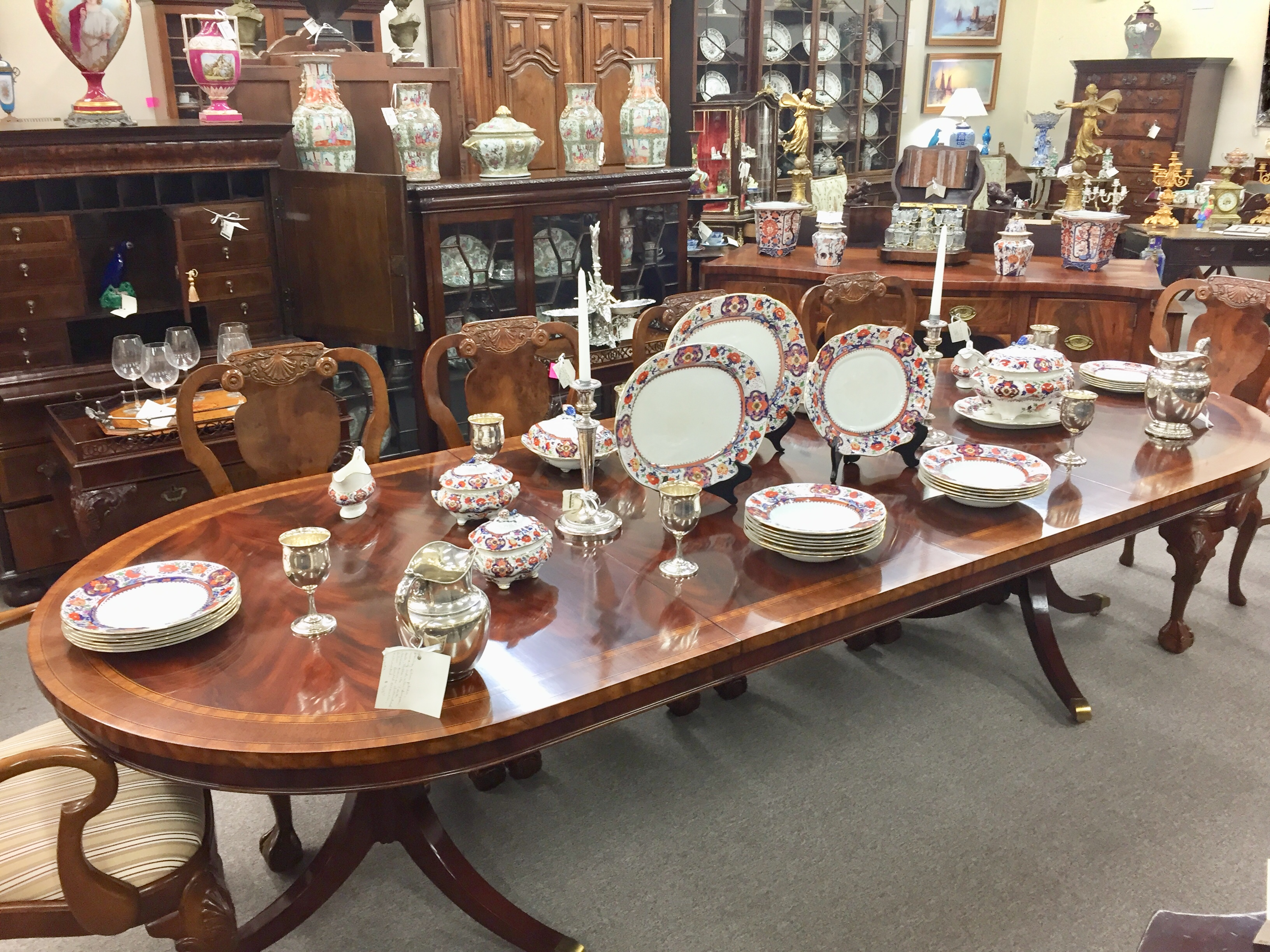 Booth's English China - 40 Pieces