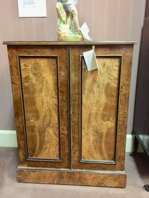 Oak & Pollard Dwarf Cabinet